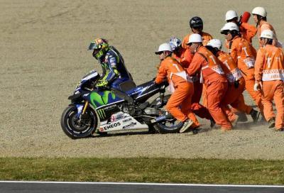 """Rossi: """"Troppi errori, mai stato in lotta per il Mondiale"""""""