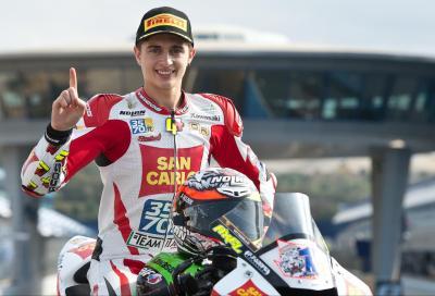 Axel Bassani: ecco chi è il vincitore dell'European Supersport 2016