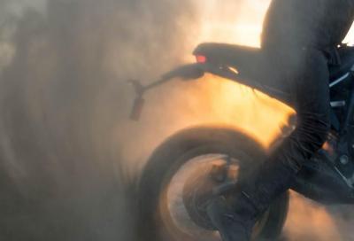 A Eicma le nuove Scrambler Desert Sled e Café Racer: video teaser