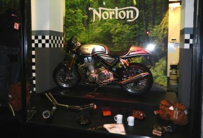 Norton: un marchio che riparte