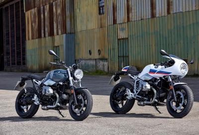 """BMW porta ad Eicma 2016 le nuove R nineT """"Pure"""" e """"Racer"""""""