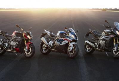 """BMW mostra ad Eicma i rinnovati modelli della famiglia """"S"""""""