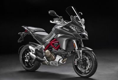 """Ducati Multistrada 1200 2017: più pepe al motore e nuova livrea per la """"S"""""""