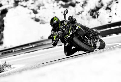 Kawasaki Z1000 2017: a Milano arriva la R Edition