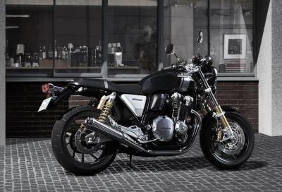 Honda CB1100RS: la nuova cafè racer di Tokyo a EICMA 2016