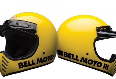 Casco Bell Moto-3: un classico in chiave moderna
