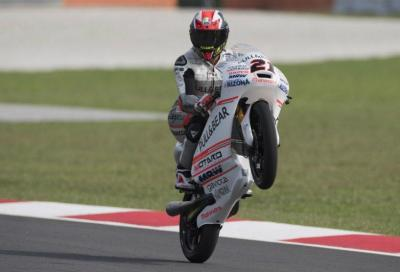 "Moto3: Bagnaia vince il ""demolition derby"" di Sepang"