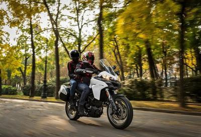 All'avventura con la nuova Ducati Multistrada 950 (il video)