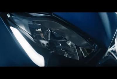 In arrivo il nuovo Yamaha TMax: ecco il primo video