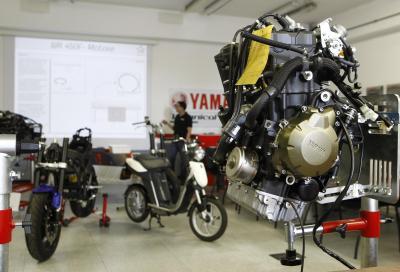 La scuola firmata Yamaha per i meccanici di domani