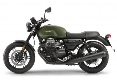 Nuove Moto Guzzi V7 III Stone e Special: il prezzo cala!