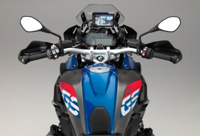 BMW R 1200 GS 2017: Dynamic ESA Next Generation e Riding Mode (video)