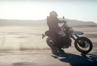 Ducati Scrambler Desert Sled: off road action e poi... la festa!