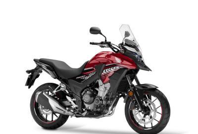 Honda 2017: novità per le famiglie CB500 e VFR800