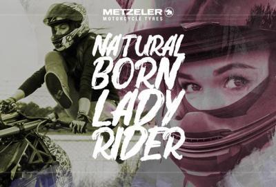 Maratona cinematografica Metzeler dedicata alle donne motocicliste