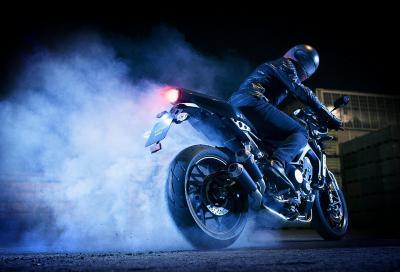 Yamaha XSR900 Abarth: il video della café racer avvelenata