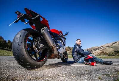 "Michelin Power RS: ""Bibendum"" ad alte prestazioni"