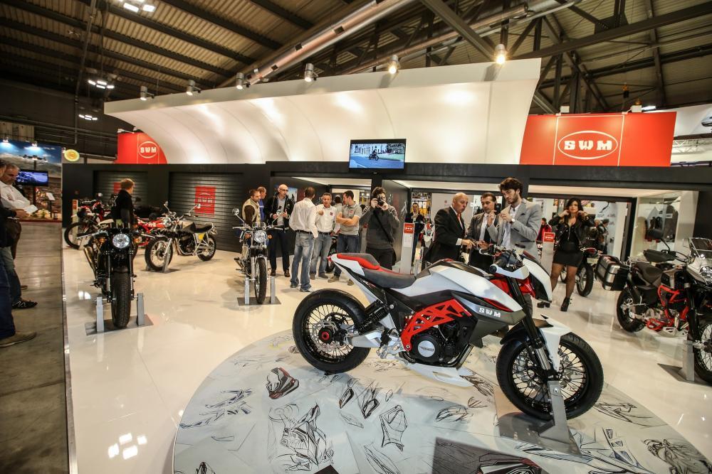 SWM: Superdual 2017, Concept RZ 4.21, enduro e motard