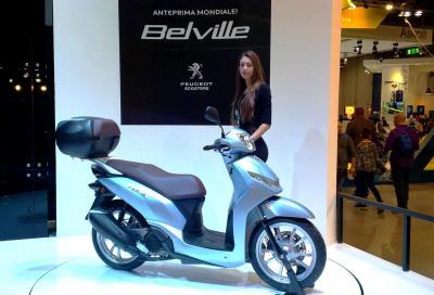 Peugeot a Eicma 2016: novità a due e tre ruote