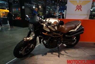 """Moto Morini """"One-Off"""", special omologate dalla Casa"""