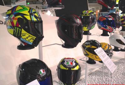 AGV a Eicma: ecco il nuovo Pista GP R e le altre novità