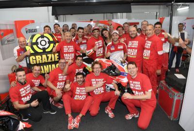 """Iannone: """"Ducati ha sempre dato il 100%, anche se ultimamente..."""""""
