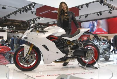 """Ducati SuperSport S: ecco la """"Moto più bella del Salone"""""""