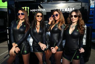 Le ragazze della MotoGP 2016 a Valencia: mega gallery
