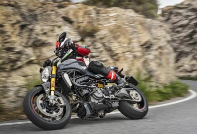 Test Ducati Monster 1200 S 2017: tradizione sportiva e tecnologia avanzata