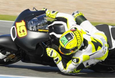 Bautista e Barbera veloci a Jerez; Viñales e Rossi sulla M1 2017 a Sepang