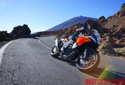 Richiamo per le KTM 1190 Adventure (S e R) e 1290 Super Adventure