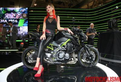 Il nuovo listino Kawasaki con le novità 2017 (tranne la Versys-X 300)