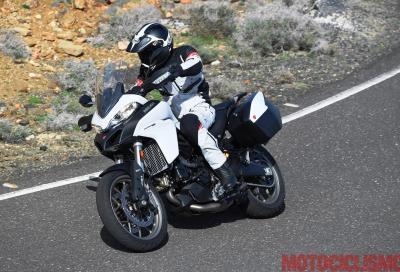 Ducati Multistrada 950: piccolo è bello