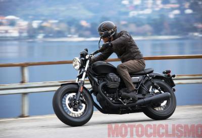 Moto Guzzi V9: la prova più letta del 2016