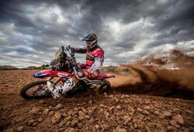 Dakar 2017: ecco il Team Honda HRC