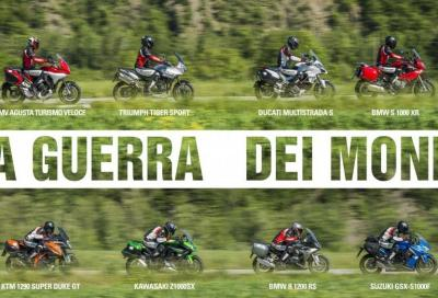 Comparativa Sport-Tourer: il video più visto del 2016