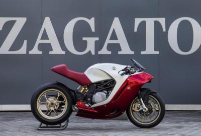 MV Agusta F4Z by Zagato: la special dell'anno