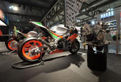 Aprilia Factory Works FW-GP, la RSV4 figlia della MotoGP