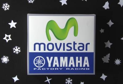 Buone feste dal Team Movistar Yamaha MotoGP