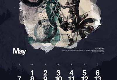 Calendario Metzeler 2017: un tributo alle donne motocicliste