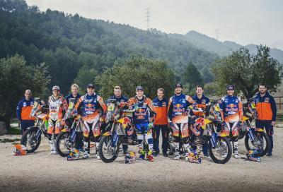 Dakar 2017: KTM vuole il 16° trionfo consecutivo