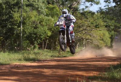 Dakar 2017: alla Yamaha di Xavier de Soultrait la prima tappa