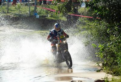 Dakar 2017: Price detta legge nella seconda tappa