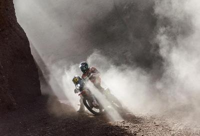 Dakar 2017, tappa 3: Barreda show!