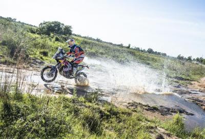 Video highlights Dakar 2017: day 1, 2 e 3