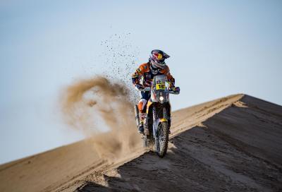 Dakar 2017, quarta tappa: vince Walkner. Price e Botturi out