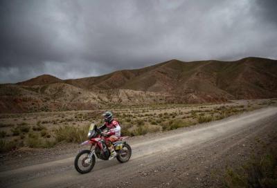Dakar 2017: a Brabec la tappa 7, segnata dal maltempo