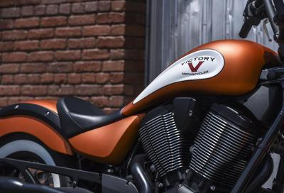 Chiude Victory Motorcycles!