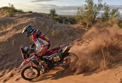 Dakar 2017, tappa 11: vince Goncalves. Anzi, Barreda!