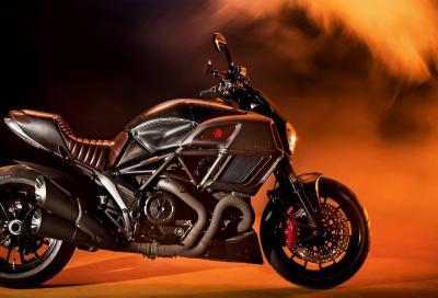 Ducati presenta la nuova Diavel… Diesel!